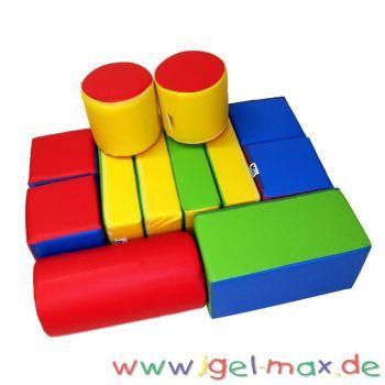 Krippen Xl Softbausteine Riesenbausteine 12 Teile