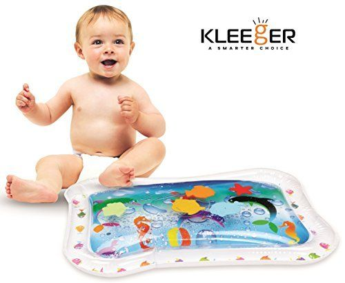 Kleeger Inflatable Baby Water Play Mat Center Fun Activity For Children And Infants See This Great Product Note It Is A Water Play Mat Baby Mat Play Centre