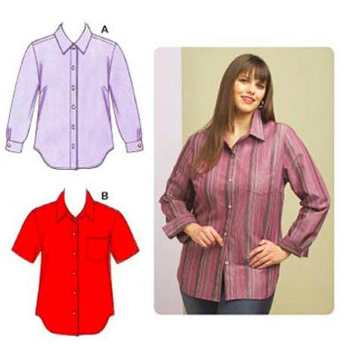 Kwik sew pattern 3586 plus size kwik sew kwik sew patterns kwik sew pattern 3586 plus size sewing kit jeuxipadfo Image collections