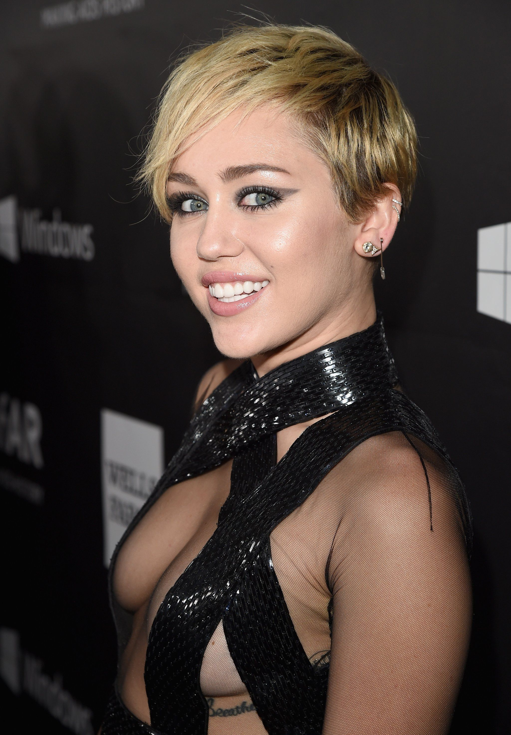 Cleavage Miley May naked (97 photos), Leaked