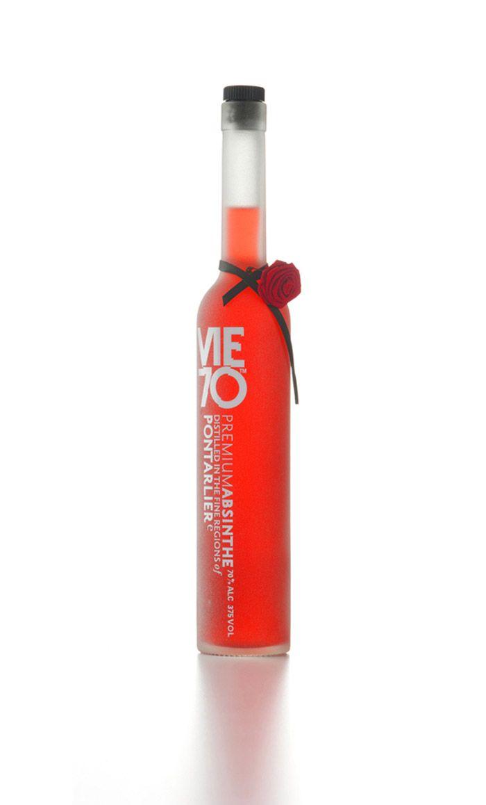 Student Spotlight Vie70 Absinthe Bottle Bottle Design Absinthe