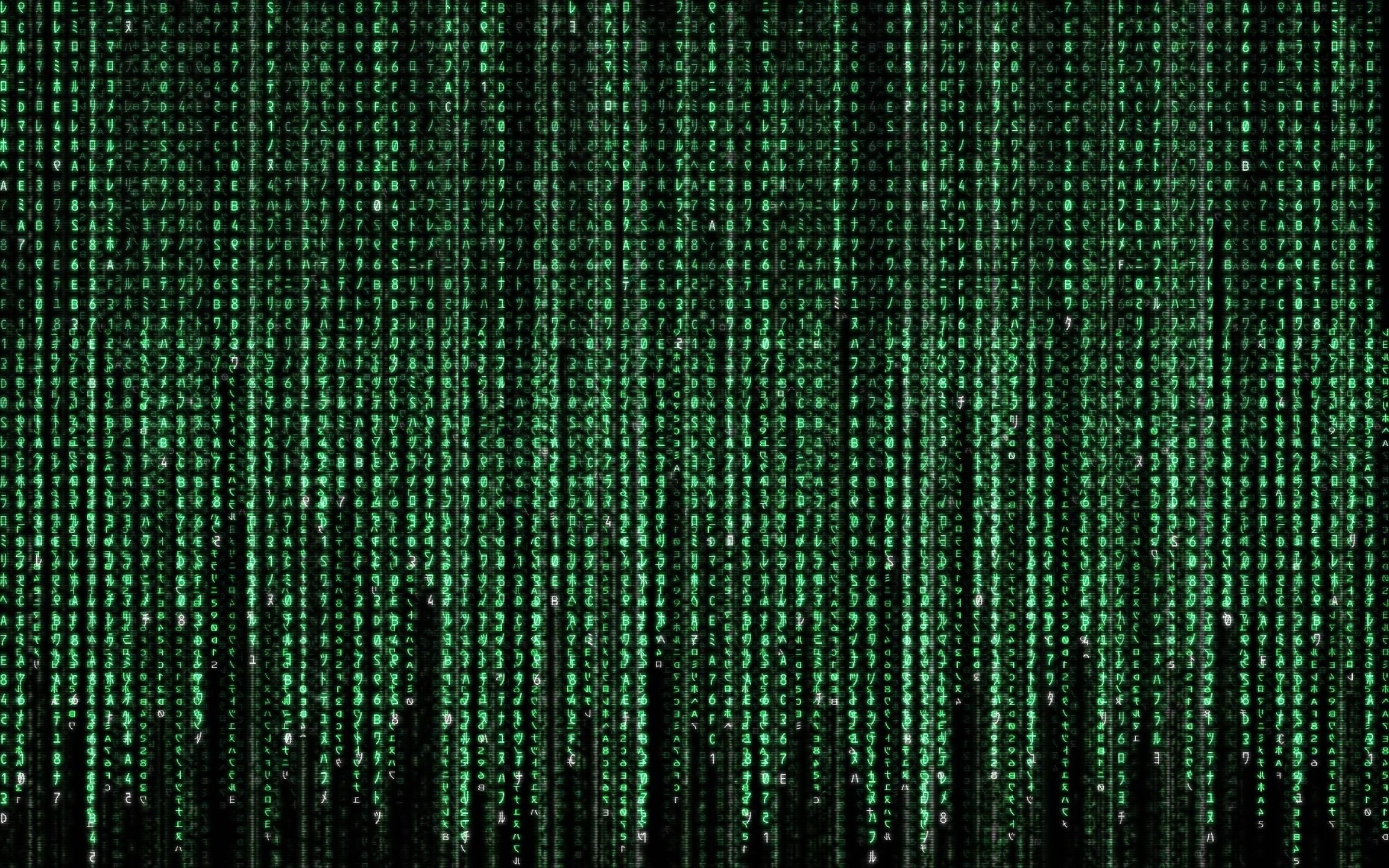 fond d'ecran anime matrix gratuit