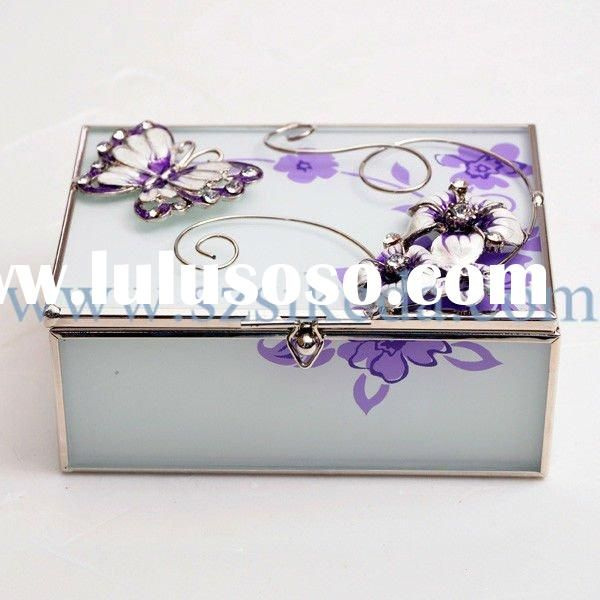 Butterfly Jewelry Box pattern for jewelry organizer pattern for