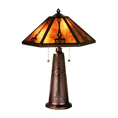 Meyda Tiffany Grenway Mica 25 Table Lamp Table Lamp Lamp Lamps For Sale