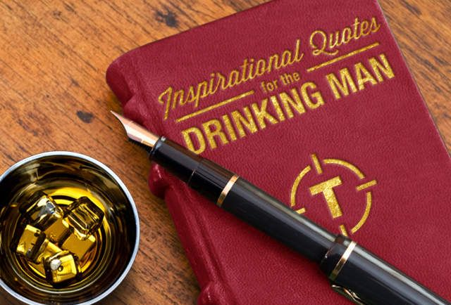 16 new quotations for the drinking man (or woman!)