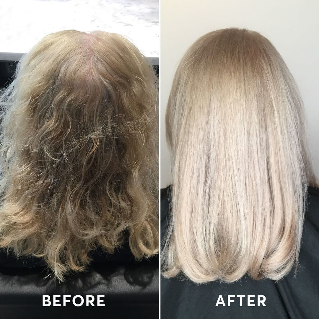 Have Officially Lost Our Chill Over This Gorgeous Cool Blonde Transformation By Colorbar Rockstar He Used Madis Light Hair Color Light Hair Ash Blonde Hair