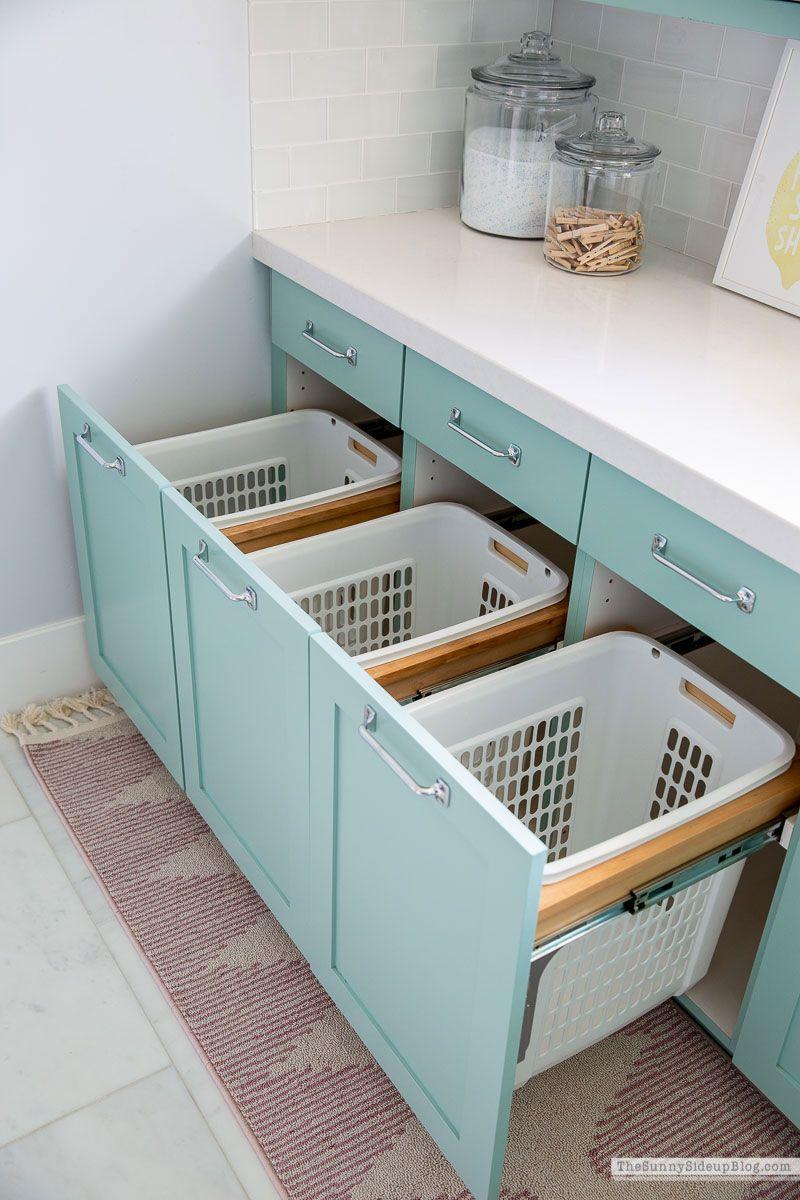 Laundry Room Re-fresh
