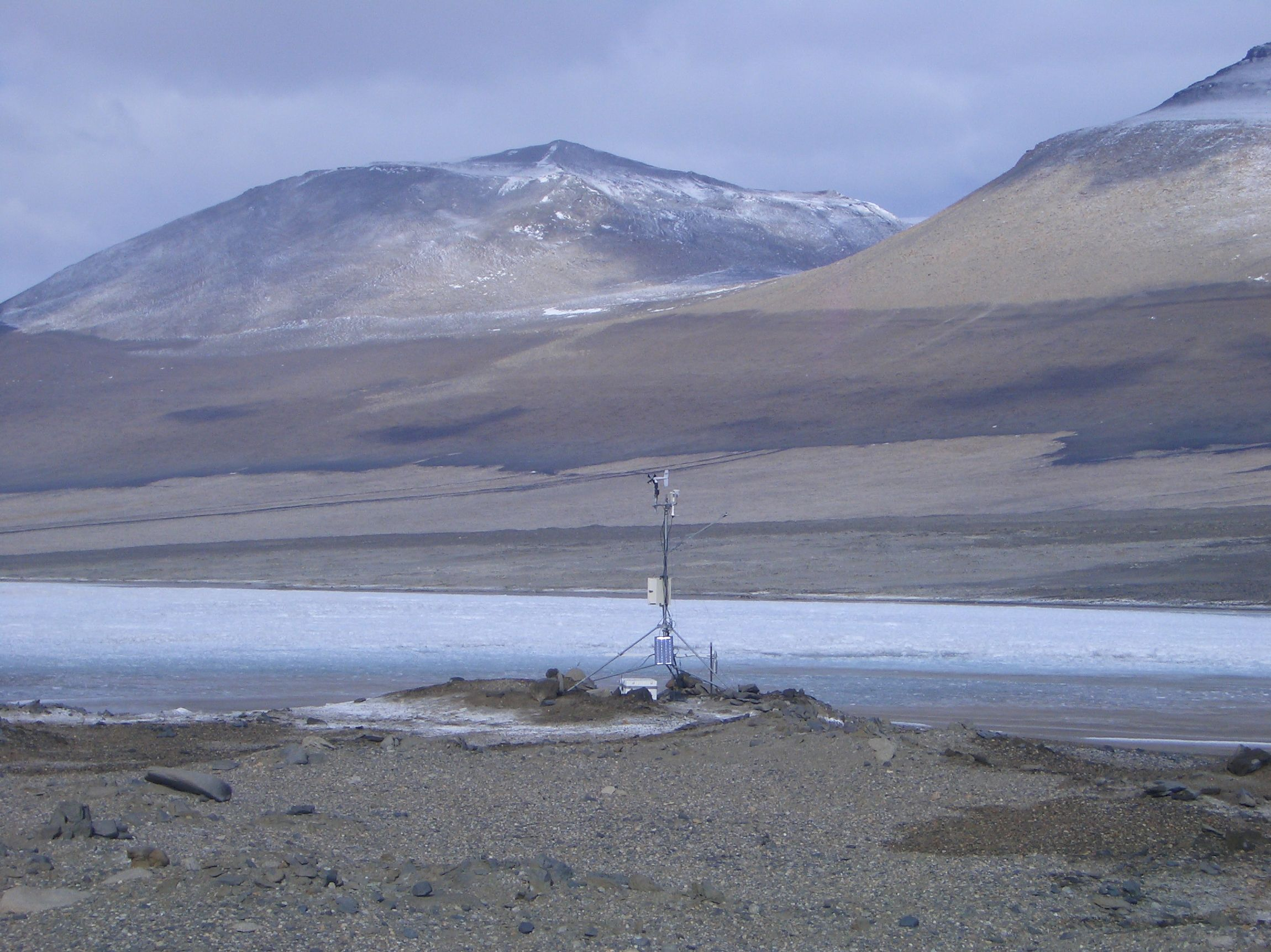 Lake Vida One Of The Most Remote Lakes Of Antarctica
