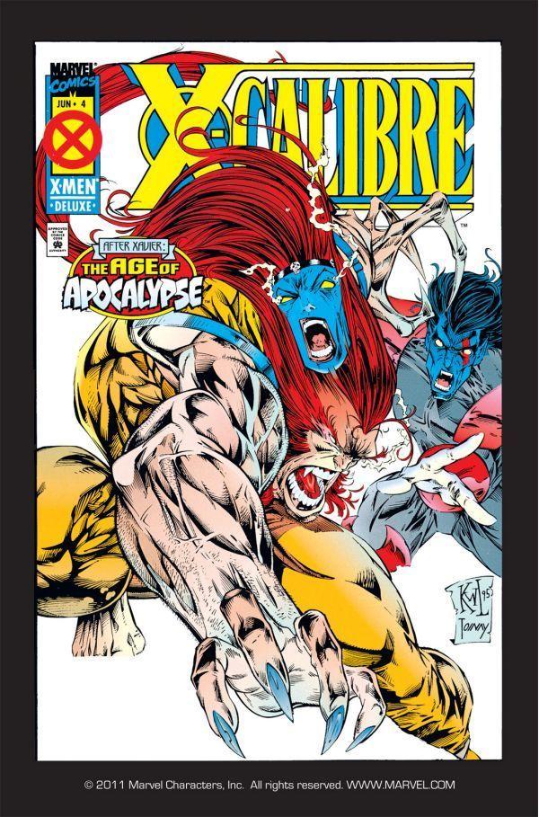 X Calibre 4 Comics By Comixology Marvel Comics Superheroes Marvel Comics Comics
