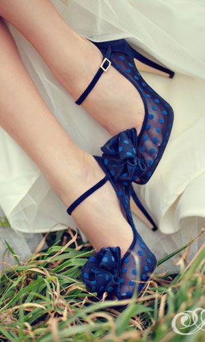 Novia Zapatillas Vestidos Azules Uñas Azul Novia Zapatos Blancos Zapatos De Azules gqdARO7Owx