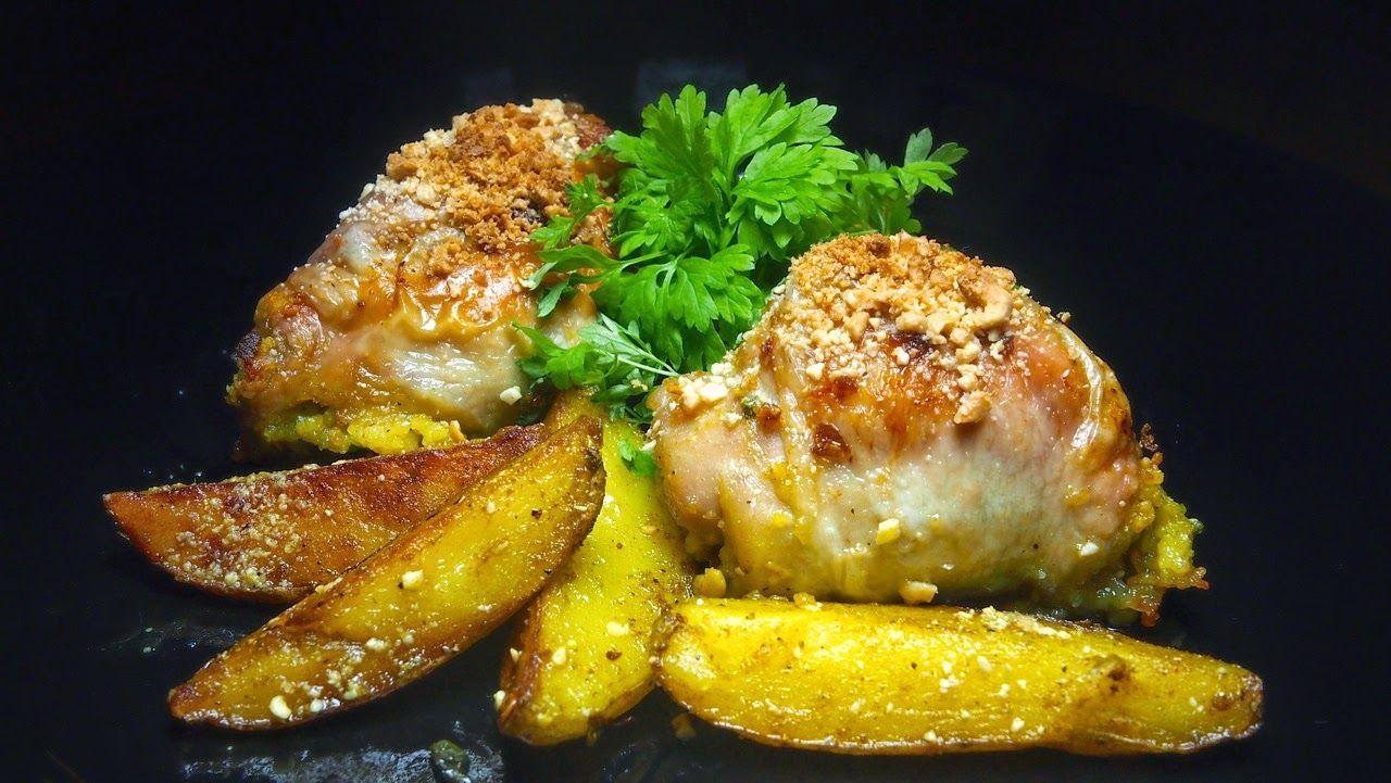 Blond Kitchen: Täytetyt kanankoivet
