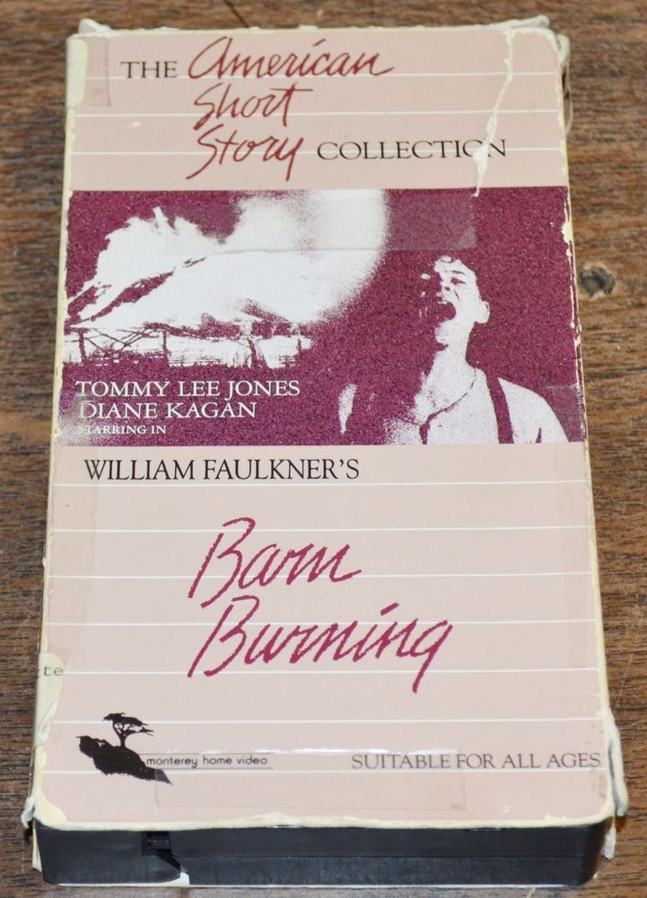 barn burning story