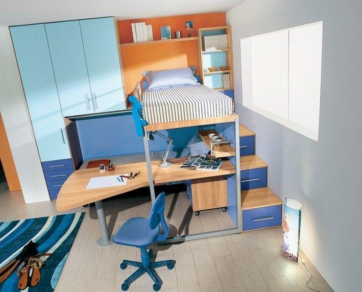 Badroom centri camerette specializzati in camere e camerette per ragazzi cameretta con letto - Camere con letto a castello ...