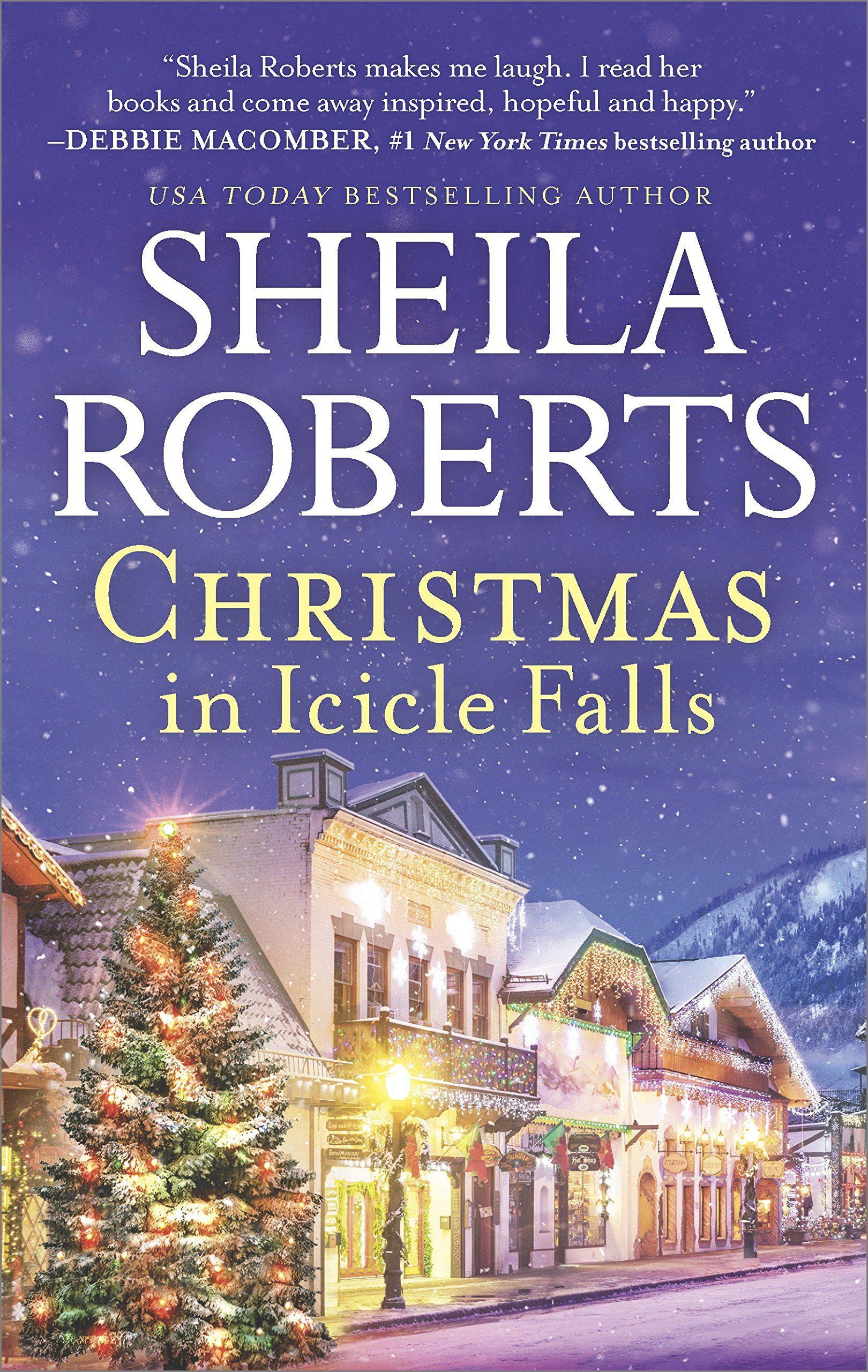 Christmas In Icicle Falls Holiday Books Books Christmas Novel