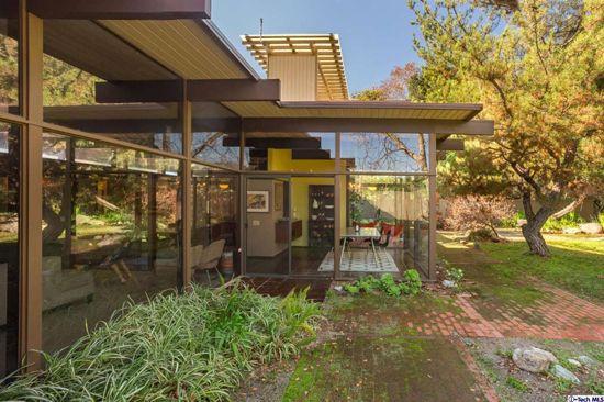 1950s Midcentury Modern Gem The Ken Mcleod Residence In Claremont California Usa California Modern Midcentury Modern Mid Century Modern House