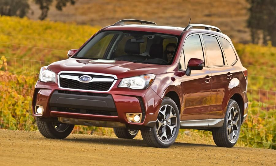 2014 subaru forester 20xt touring review notes with