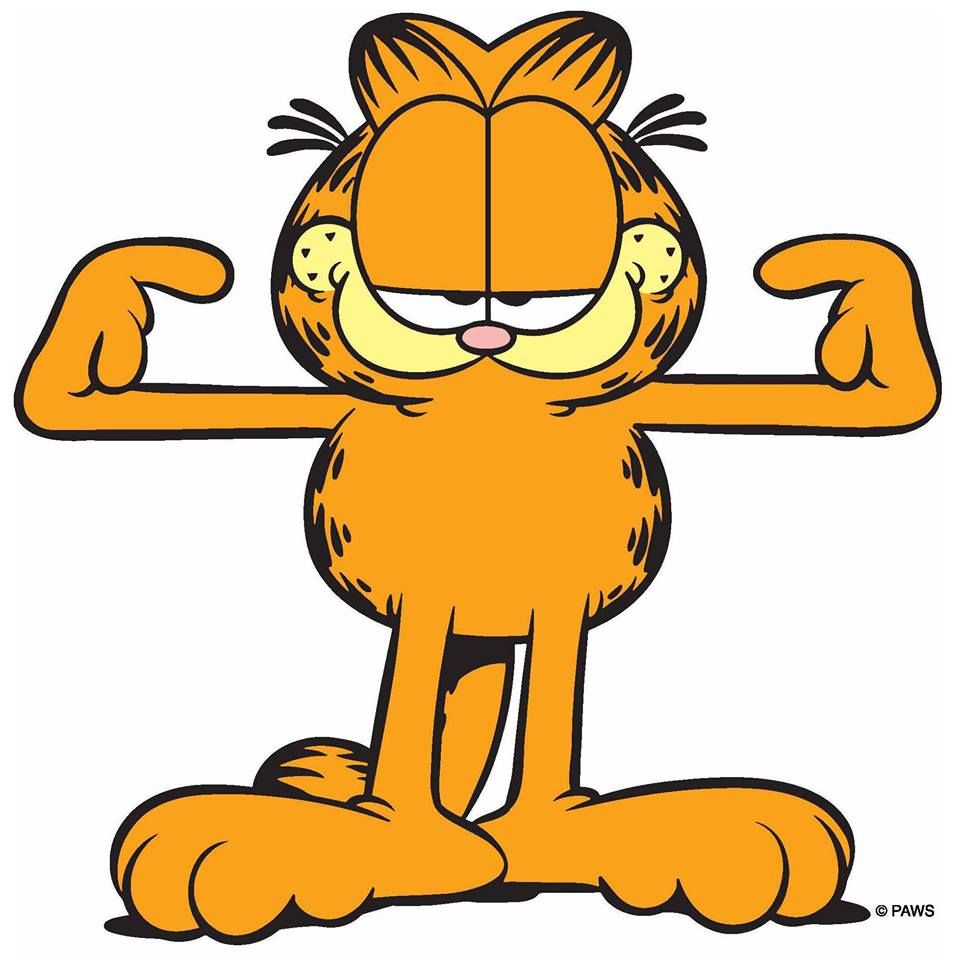 Keep Your Attitude I Have My Own Cartoon Character Tattoos Garfield Cartoon Garfield And Odie