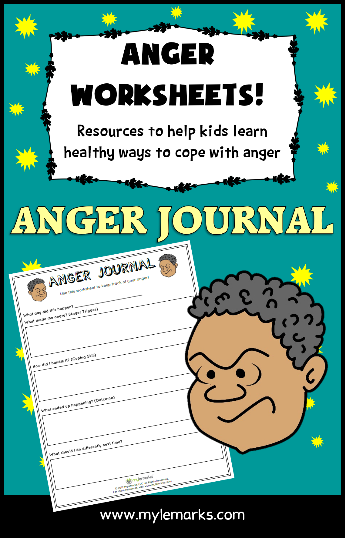 Help Kids Process Their Anger After An Incident So They