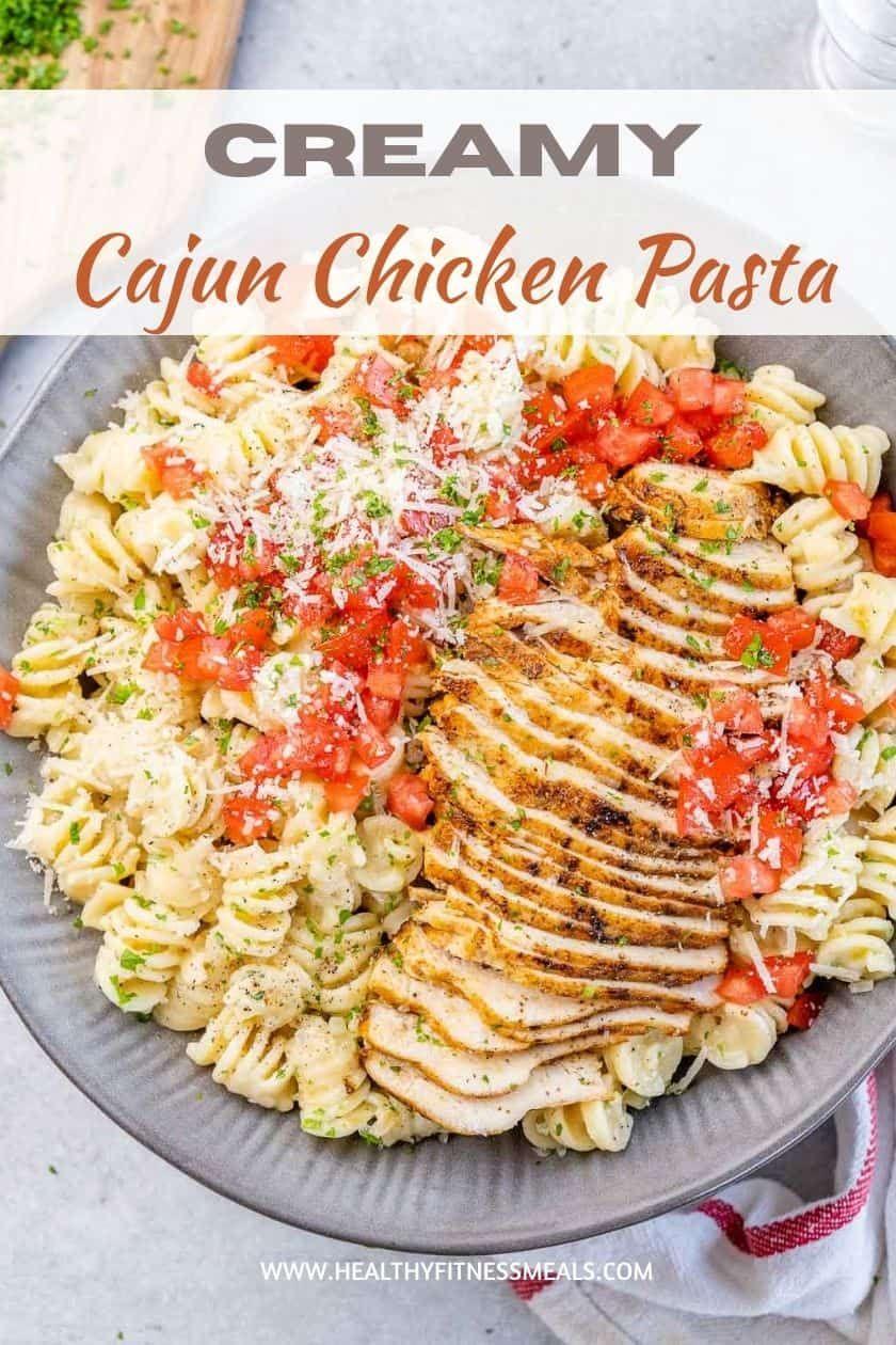 12+ Creamy Cajun Chicken Pasta Fotografie