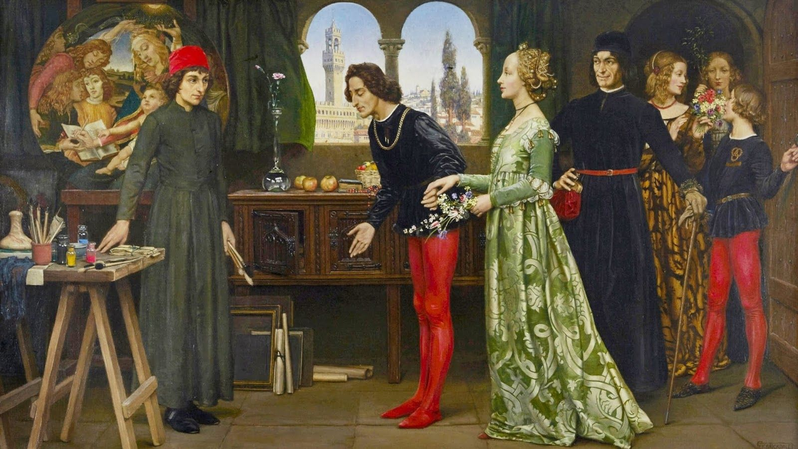 Eleanor Fortescue Brickdale | Pre raphaelite paintings