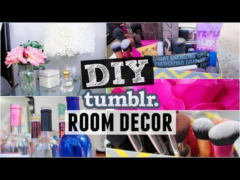 Nabela Noor — DIY Tumblr Room Decor Cute & Cheap