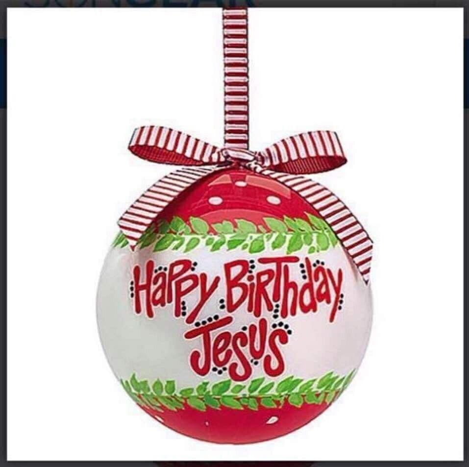 Happy birthday Jesus! Christian christmas gift, Happy