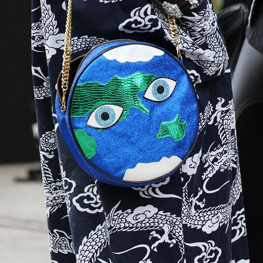Mother Earth Bag | Poppy Lissiman