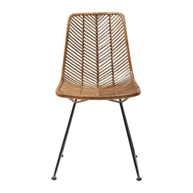 Chaise Ko Lanta Chaises De Salle A Manger Design Chaise Rotin