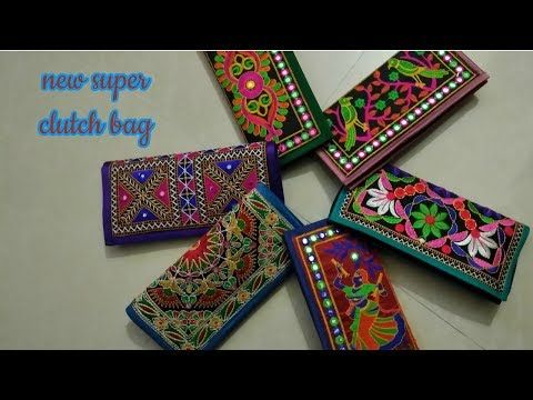 Super New Clutch Bag Make At Home Diy How To Stylish