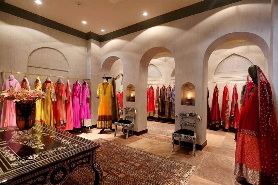 Manish Malhotra Opens Flagship Boutique In New Delhi Store