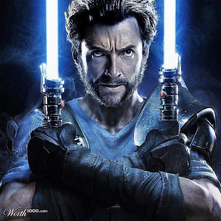 Jedi Wolverine