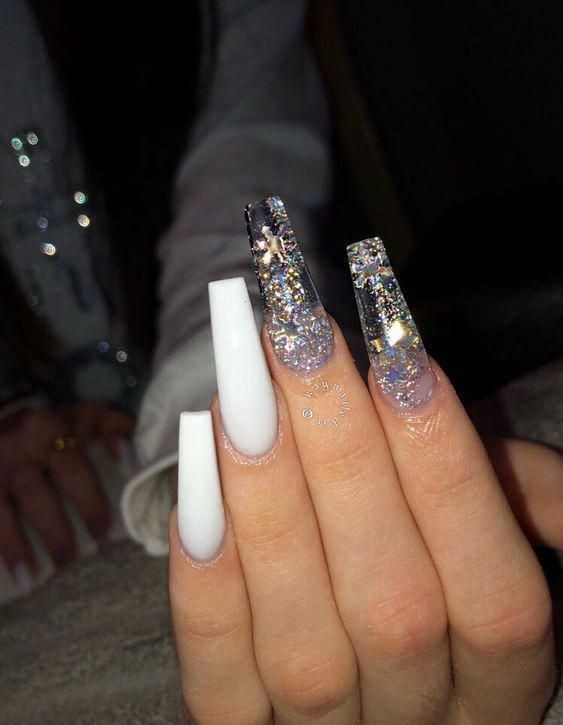 Photo of The cute acrylic nails are perfect for the winter vacation 2018-2019! Hope you c …