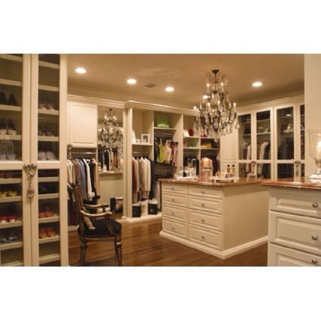 The Best Closet Ever