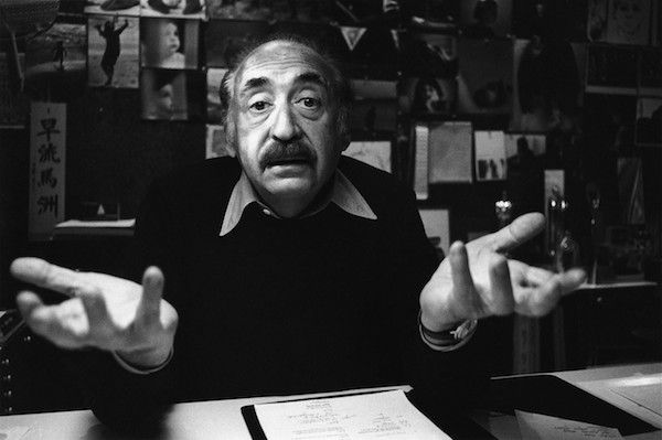 Saul Bass, On His Design Approach To Movie Title Sequences - DesignTAXI.com