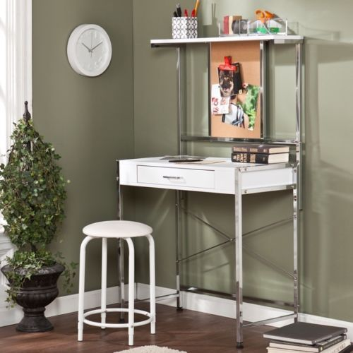 White-Multifunction-New-Home-Office-Furniture-Computer