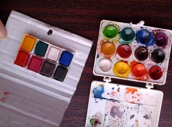 Watercolor Palettes Watercolor Kit Art With Meaning Art