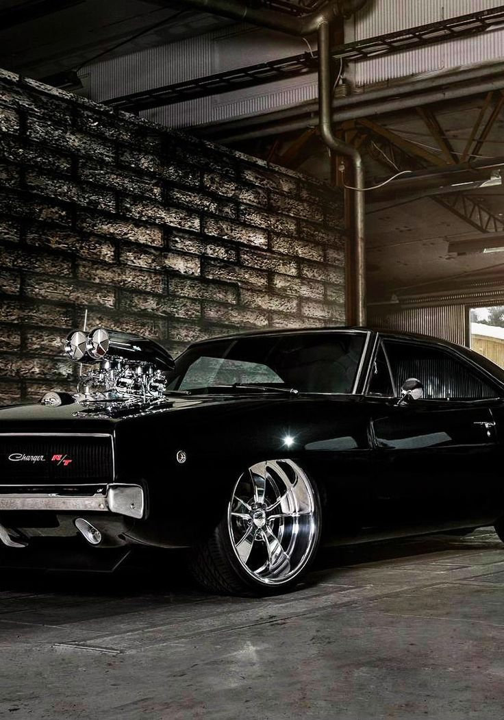 68 Rt Charger: The Blacklist Polo Club : Photo