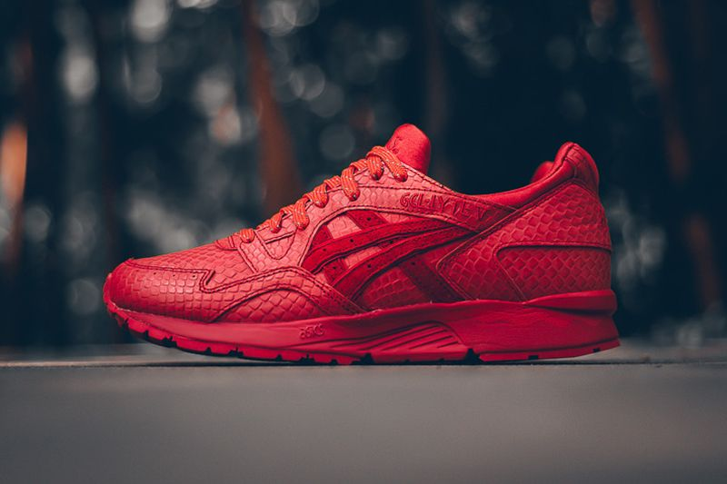 Buy red asics gel > Up to OFF77% Discounted