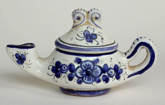 Deruta umbria antique jars inside grazia majolica workshop
