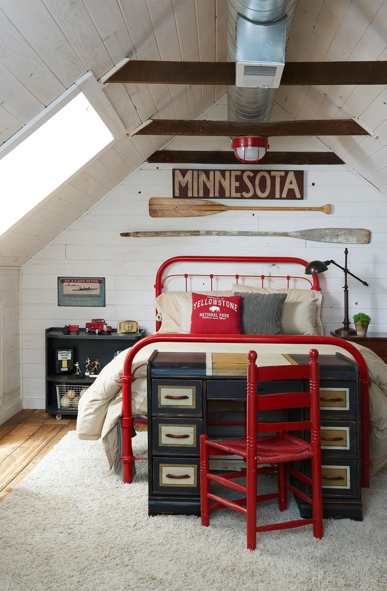 Here Are the Best Ways to Decorate with Red, White, and Blue Year ...