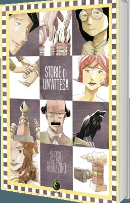 Storie di un'attesa: Sergio Algozzino alla libreria Giufà!