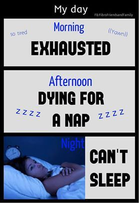 what helps exhaustion