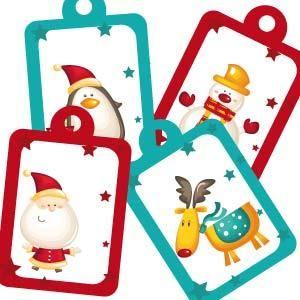 escoge uno de los ms de modelos de tarjetas para los regalos o colgar del