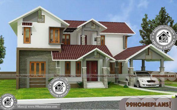 story modern house floor plans simple indian designs also rh pinterest