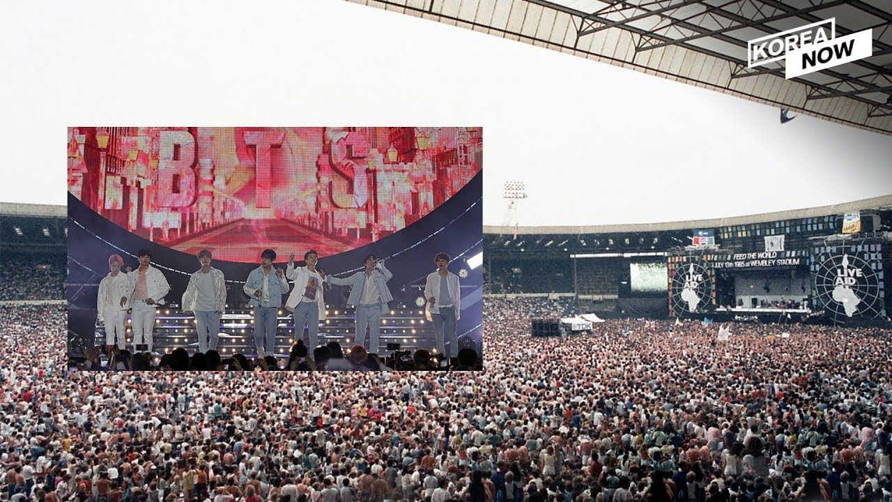 'Soldout' ' BTS concerts at London Wembley Stadium to be