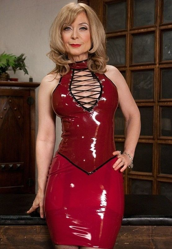 Mom fucked with dress on