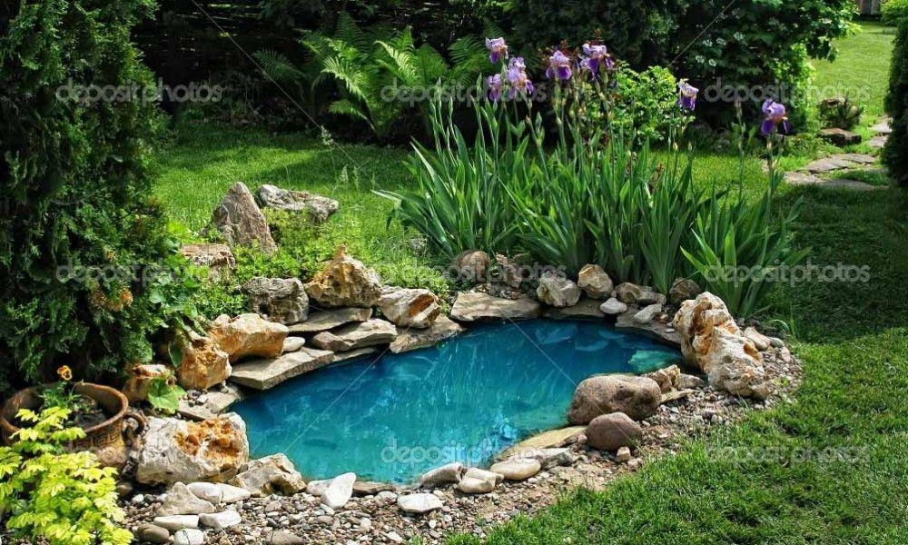 15 Enchanting Garden Landscaping Layout Ideas Garden Pond Design Fish Pond Gardens Ponds For Small Gardens