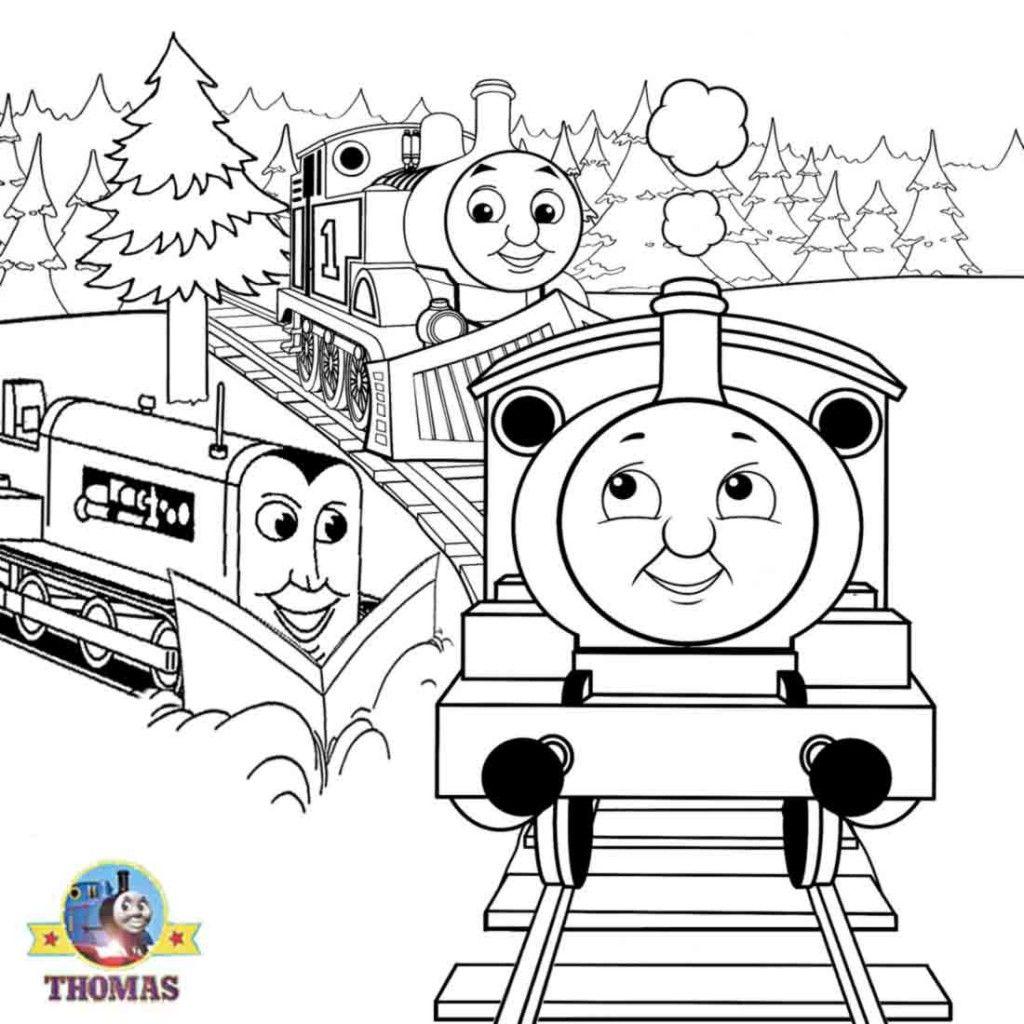 Cumpleaños con el tren Thomas y sus amigos | Diversión, Colorear y ...
