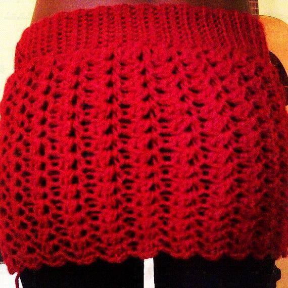 Mini Skirt Free Crochet Patterns Clothes Accessories