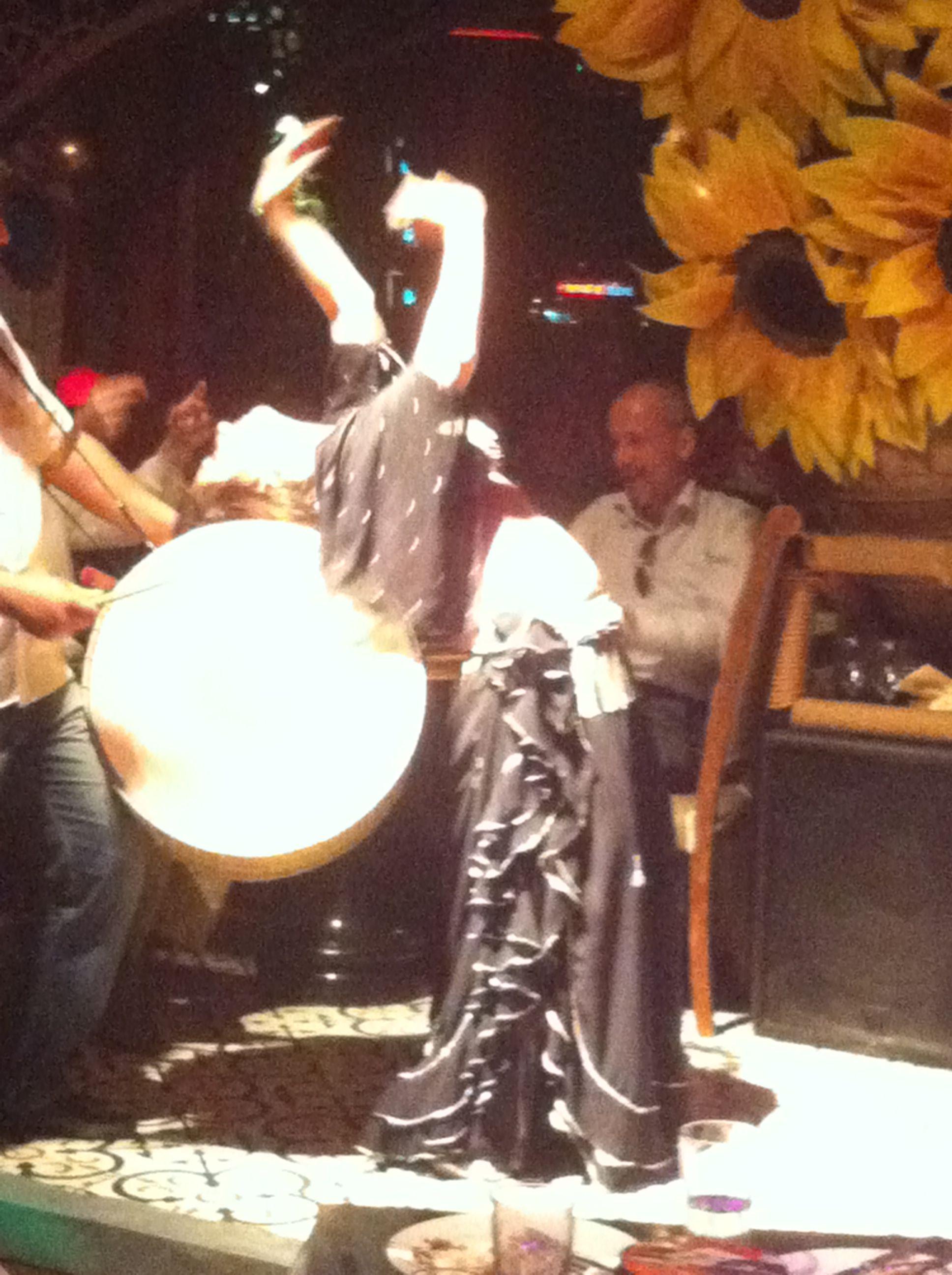Danza del ventre a Istanbul